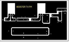Booster FM transmiter