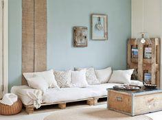 Un mueble de palets en tu vida