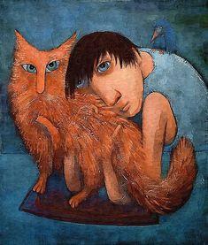 Наивное искусство примитивизм Эра Баркова: 1 тыс изображений найдено в Яндекс.Картинках