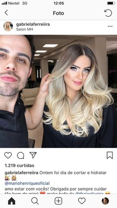 Super ideas for hair color blonde long eyebrows Blonde Hair Goals, Brown Blonde Hair, Brunette To Blonde, Long Eyebrows, Medium Hair Styles, Short Hair Styles, Balyage Hair, Balayage Ombré, Gorgeous Hair Color