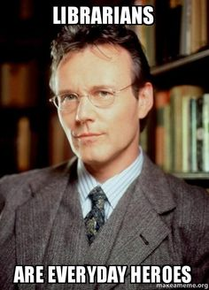 Rupert Giles, Buffy the Vampire Slayer Meme created by me. :)