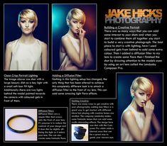 Creative Portrait — Jake Hicks Photography