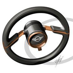 Mini Vision Next 100 steering wheel sketch Car Interior Design, Interior Design Sketches, Lamborghini Aventador Lp700 4, Automobile, Car Sketch, Transportation Design, Automotive Design, Design Process, Concept Cars