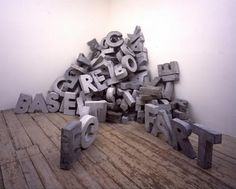 lot of letters