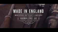 MOULTON BICYCLE COMPANY - MADE IN ENGLAND by WellPlastic Films