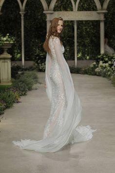 ec74c1afd Pronovias 2019 Wedding Dresses  Trends From The Most Anticipated Show At  Barcelona Bridal Fashion Week. Vestidos De Novia ...