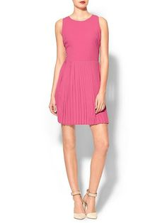 Pin for Later: Diese 11 Kleider aus Piperlimes Frühlings-Sale sind ein Muss Pleated Pim + Larkin Kleid Pim + Larkin Harper Pleated Fit and Flare Dress ($79)