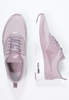 more photos cdd8e 752ba AIR MAX THEA - Sneaker low - plum fog purple smoke white - Zalando.de