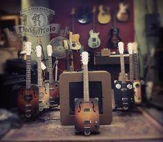 Daddy Mojo Custom Cigar Box Guitars