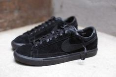 BLACK COMME des GARCONS x Nike Blazer Low Premium CDG SP • Highsnobiety by sonya