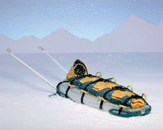 Inflatable Rescue Sleds: Firun Saves Lives