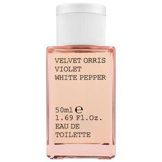 Shop KORRES's Velvet Orris Violet White Pepper Eau de Toilette at Sephora.