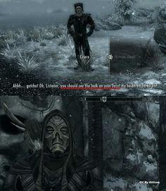 Skyrim. I hated Cicero, he was a creepy little j̶e̶s̶t̶e̶r̶ asshole.