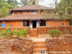 A Typical Small Indian Village House