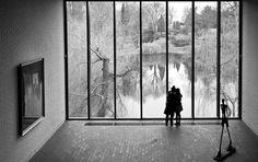 From Louisiana Museum of Modern Art in Denmark