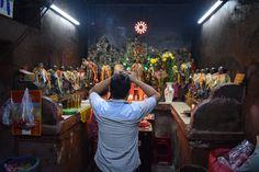 Tempel HCMC Vietnam 2016 - Rowan Olierook -