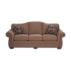 268550 in by Craftmaster Furniture in Greenville, SC - Craftmaster Living Room Stationary Sofas, Three Cushion Sofas