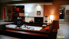 mad men apartment - Google Search