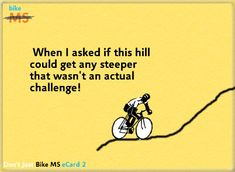 There are many different kinds and styles of mtb that you have to pick from, one of the most popular being the folding mountain bike. The folding mtb is extremely popular for a number of different … Bike Quotes, Cycling Quotes, Cycling Motivation, Training Motivation, Bicycle Race, Bike Run, Mountain Biking Quotes, Road Bike Women, Bicycles