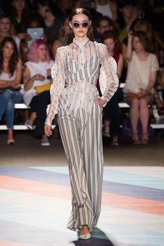 The 8 Biggest Trends From New York Fashion Week  Christian Siriano Spring 2017
