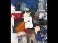 Rauschenberg Art - YouTubefilmpje enkel muziek en beeld (2:38)