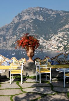 Hotel San Pietro, Positano, Italy