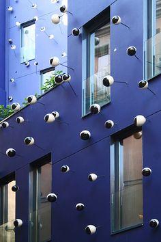 La casa dels ulls | 2011 | Barcelona © Ingrid Berniga Dotras