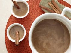Holiday Cocktail & Drink Recipe Ideas: Hot Buttered Rum