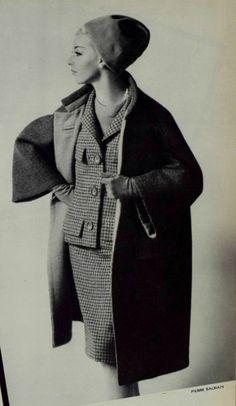 1963 Pierre Balmain  suit