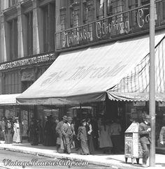 Nebraska Clothing Company, 1113-1115 Main Street, Kansas City, Mo. 1906
