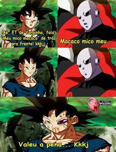 A gente morre mais não perde a piada kkkkkkk Anime Meme, Otaku Meme, Dragon Ball, Dark Jokes, Meme Comics, Marvel Funny, Disney Quotes, Funny Love, Comic Strips