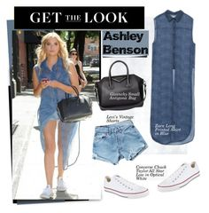 """Get The Look: Ashley Benson"" by hamaly ❤ liked on Polyvore"