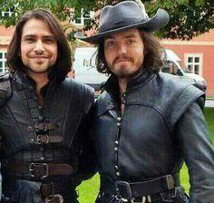 D'Artagnan & Athos