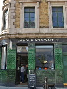 Labour and Wait | London