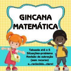 Código 501 Gincana Matemática