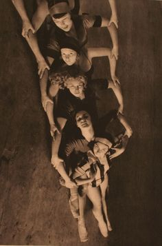Moscow Ballet, 1930, Margaret Bourke White.