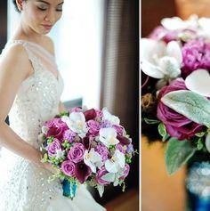 Gown By Niko Hernandez Flowers Vatel Manila