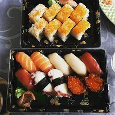 Domingos de Sushi  #japo