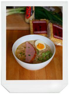 La recette de la soupe de Ponyo (sur la falaise) par la meilleure (sans offense) bloggeuse francophone Sooishi.