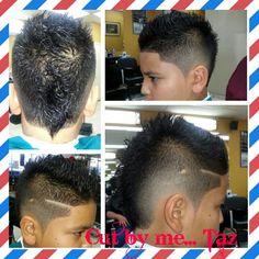 Cut by me... Taz