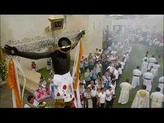 ▶ 09 TELEVISA TRADICIONES- Campeche - El Cristo Negro de San Roman. - YouTube