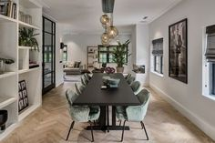 Luxury Interior - Ecker InterieurWe are want to say thanks if you like to share this post to another Dining Room Design, Modern Houses Interior, Interior Design, House Interior, Luxury Living Room, Home, Luxury Homes Interior, Luxury Home Decor, Home Decor