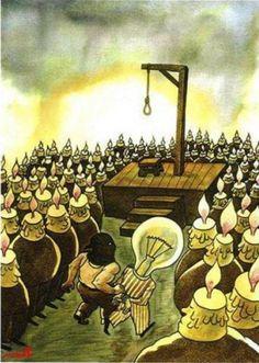Que tus ideas no mueran por la envidia de otros...