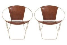 How crazy-cool are these chairs?!