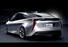 2016 Toyota Prius sketch
