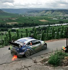 Ford focus, Rally style.