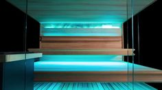 Noblezza bei  www.sisu-sauna.at Blinds, Curtains, Home Decor, Fine Dining, Bathing, Decoration Home, Room Decor, Shades Blinds, Blind