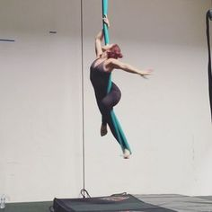 Aerial Yoga Hammock, Aerial Dance, Aerial Hoop, Aerial Arts, Aerial Silks, Pole Fitness, Fitness Tips, Fitness Goals, Aerial Classes