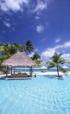 lieux à voir sur une île paradisiaque