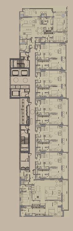 Apartment Plans, Penthouses, Condominium, Futuristic, House Plans, Floor Plans, Layout, Flooring, How To Plan